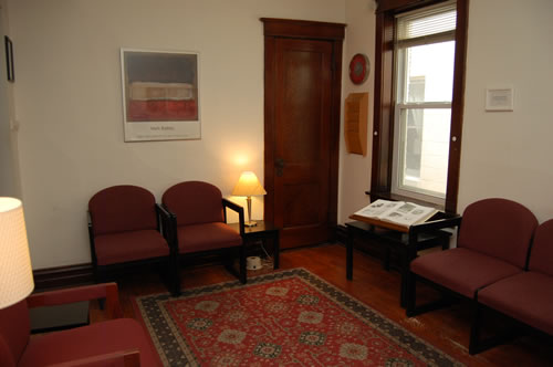 3rd floor waiting room