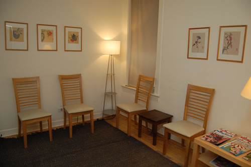 1st floor waiting room
